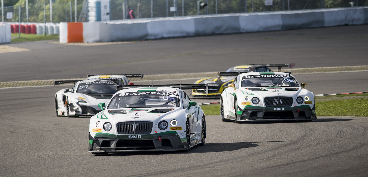 Bentley Nürburgring 2015
