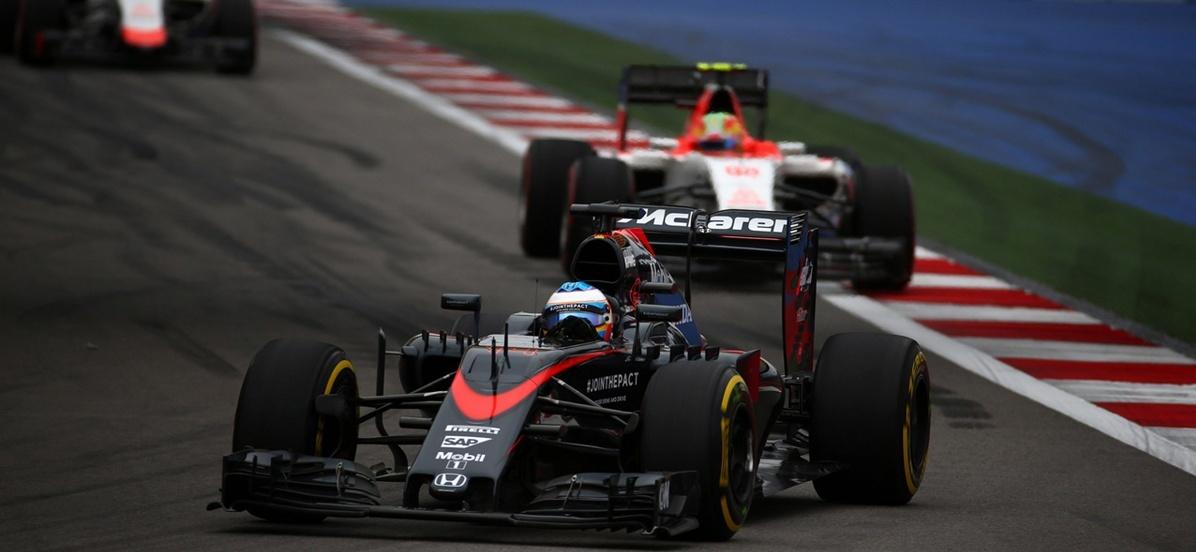 Russian Grand Prix, Sochi 08 - 11 October 2015