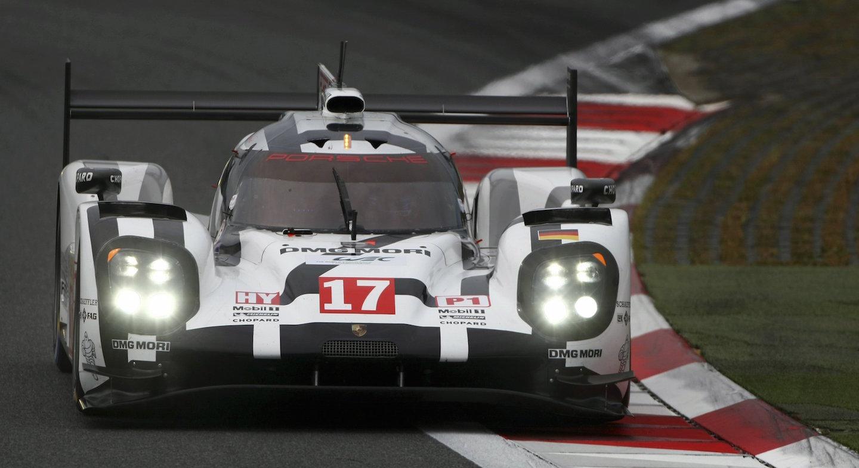 Mark Webber 919 2015