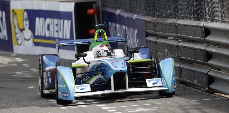 Trulli Fórmula E 2015