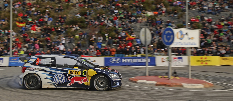 Rally Spain 2015