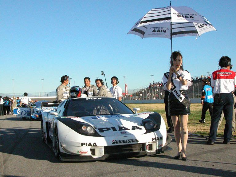 Honda Nakajima Racing Fontana JGTC 2004