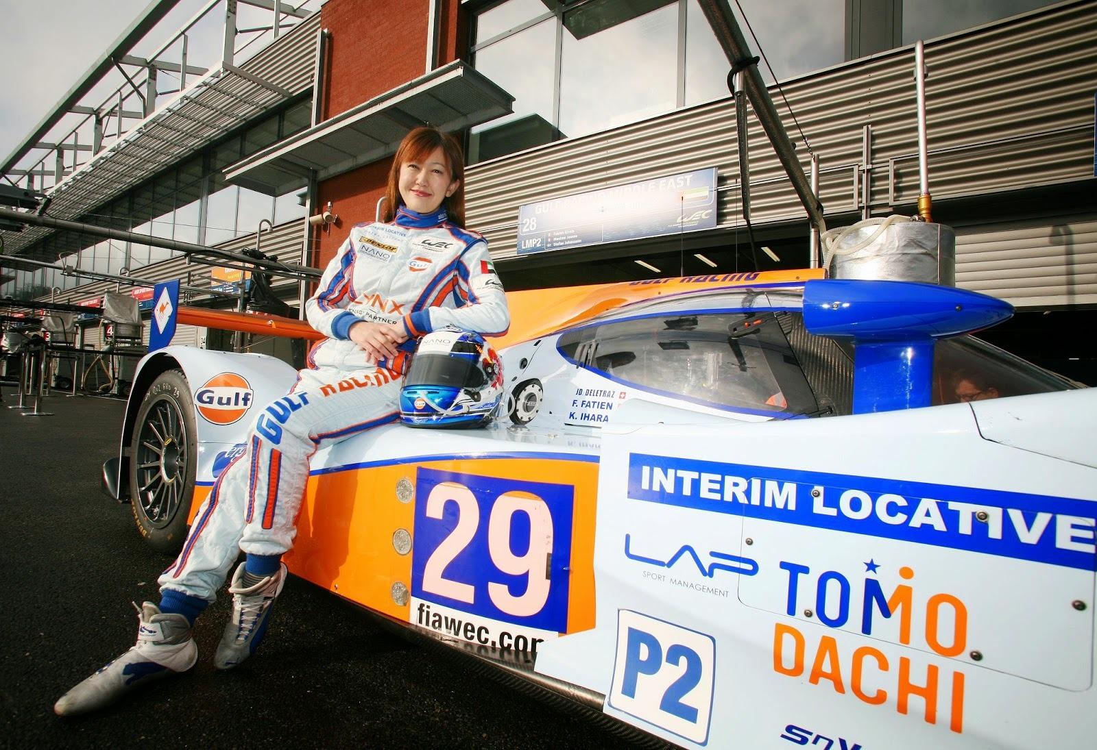 Keiko Ihara LMP2 Spa-Francorchamps