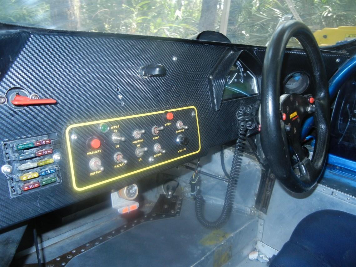 Spice Cockpit