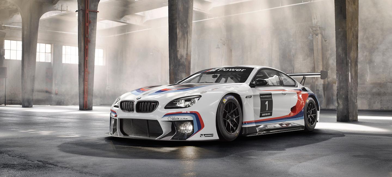 BMW M6 GT3 presentación
