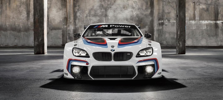 BMW M6 GT3 Teo Martín
