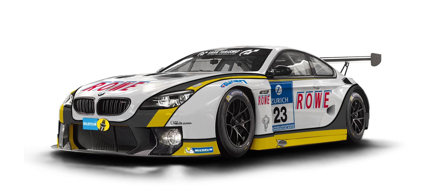 BMW ROWE Racing 2016