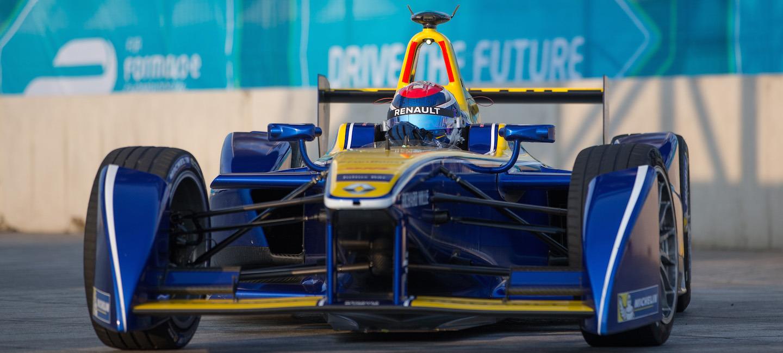 Buemi Fórmula E 15-16