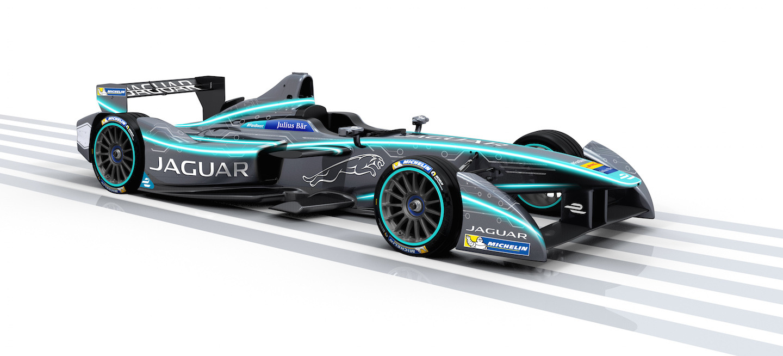 Jaguar Fórmula E 2016