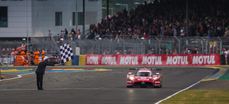 The End Nissan Le Mans 2015