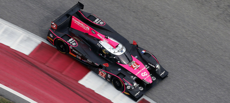 Oak Racing 2014 USA