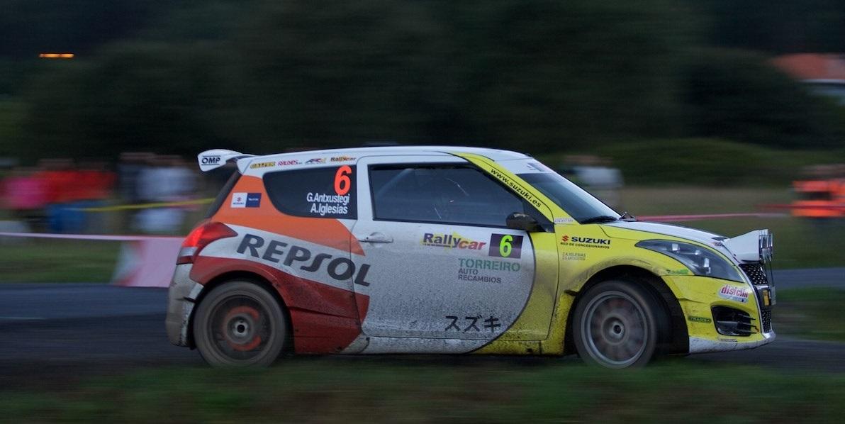 46 Rallye de Ferrol. Primera etapa