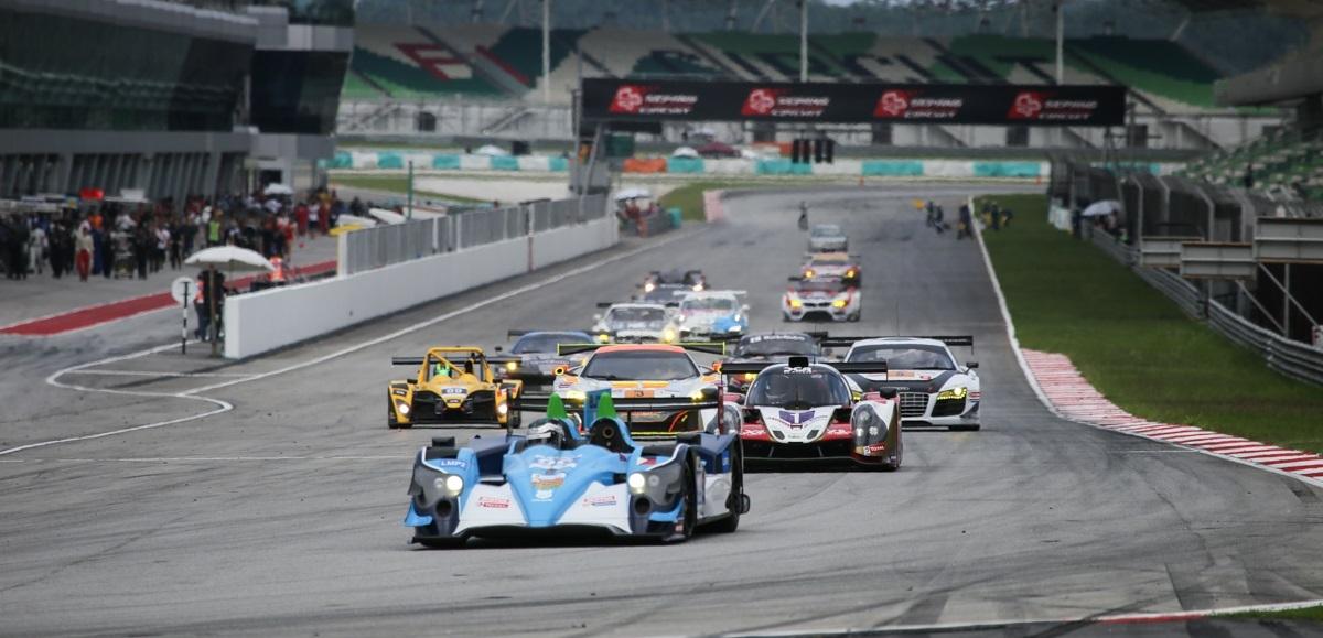 Asian Le Mans Series 2015 Sepang