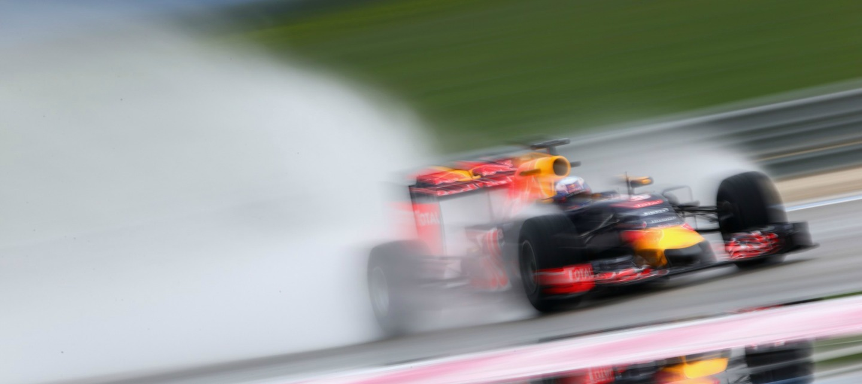 Daniel Ricciardo Test Paul Ricard 2016