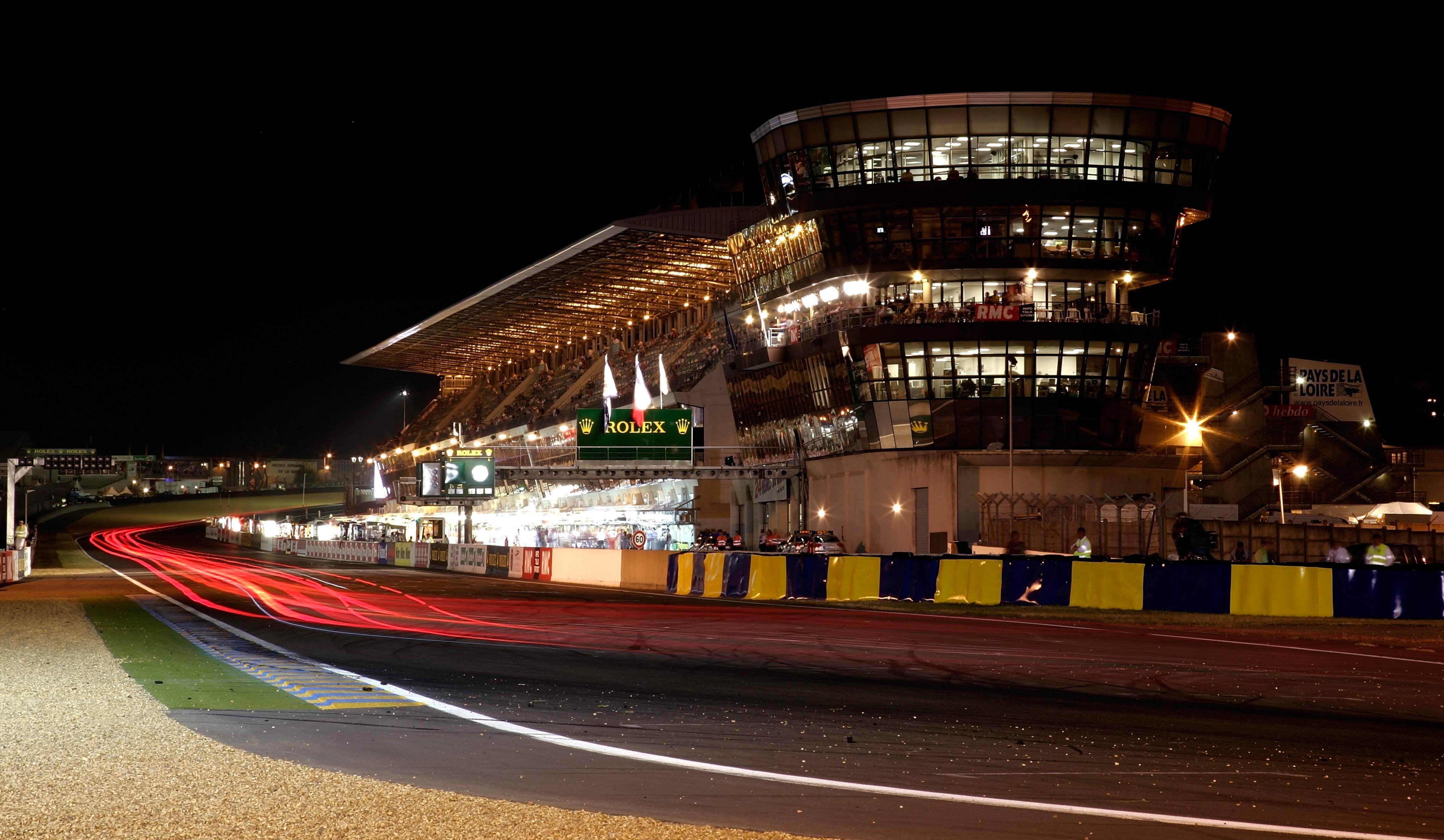 Noche Le Mans 2006