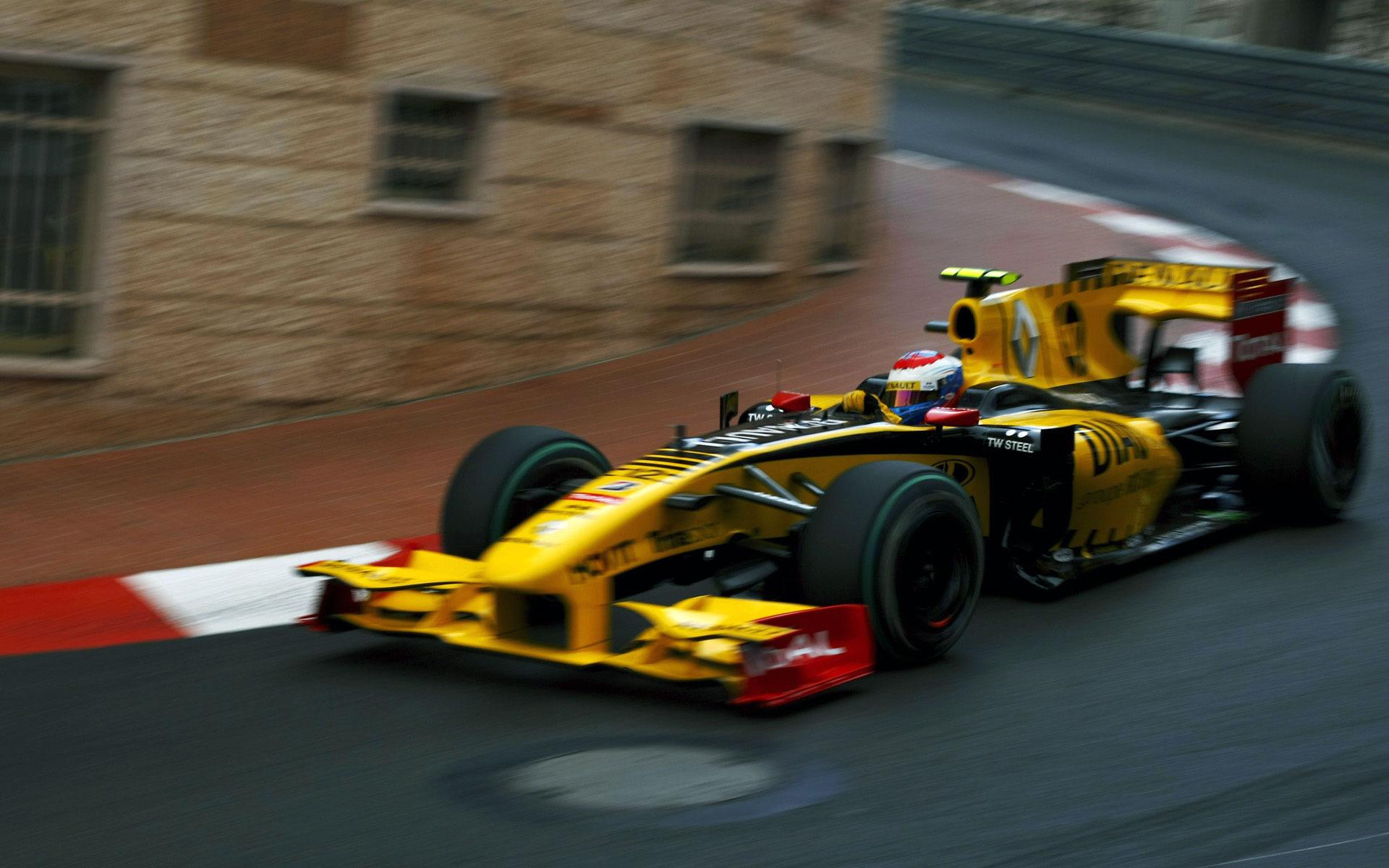 Vitaly Petrov, Renault F1 2010 GP Mónaco