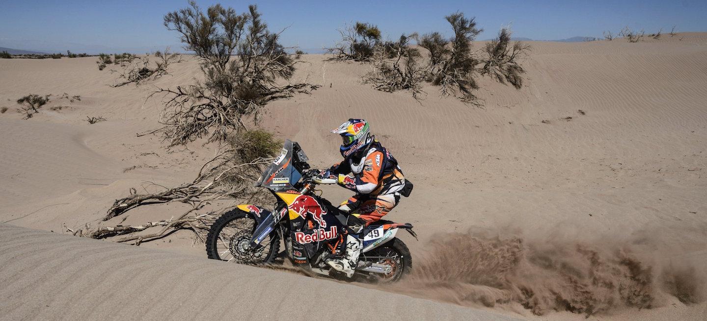 Antoine Meo Dakar 2016 13