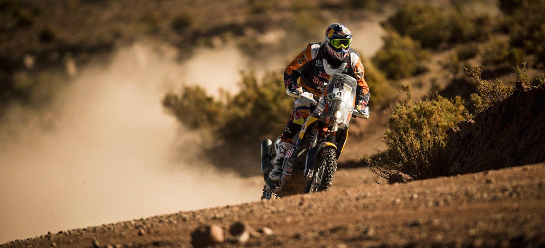 Antoine Meo Dakar 2016