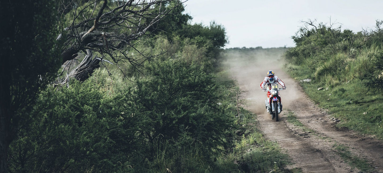 Joan Barreda Dakar 2016 sanción etapa 3