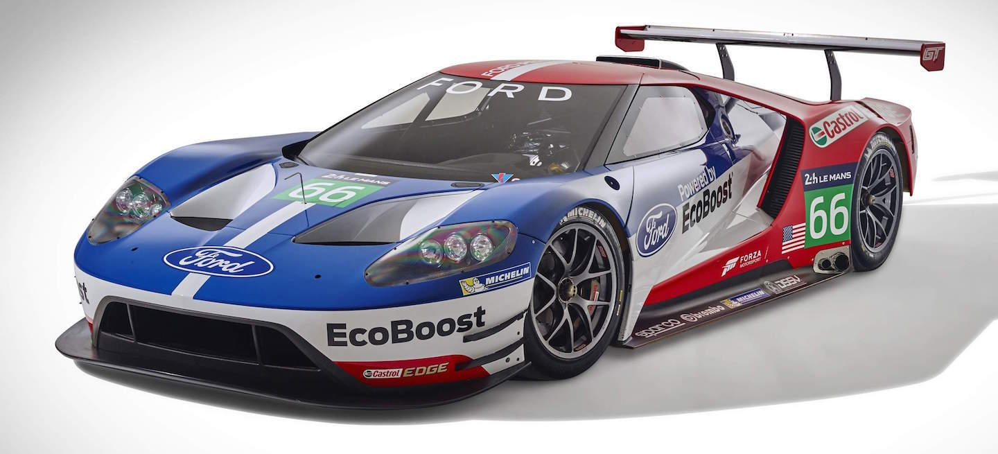 Ford GT WEC 2016