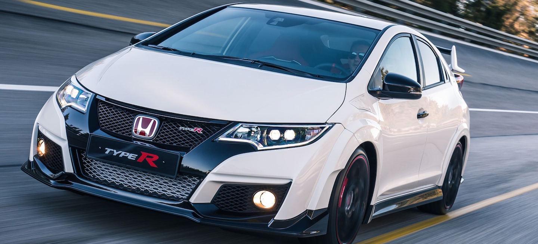 Honda Civic TCS 2016