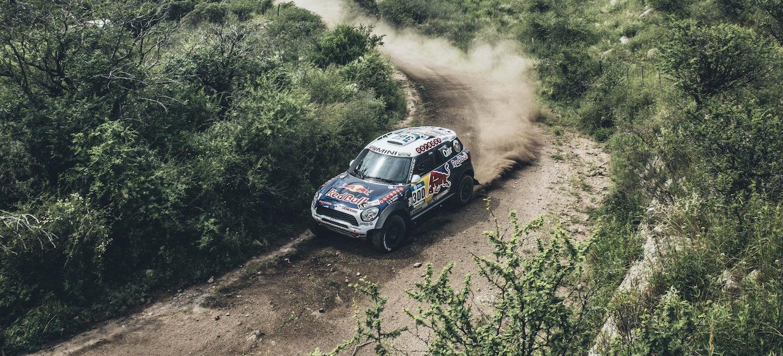 Nasser Al-Attiyah Dakar 2016 Etapa 2