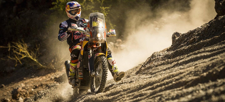 Toby Price Belén Dakar 2016