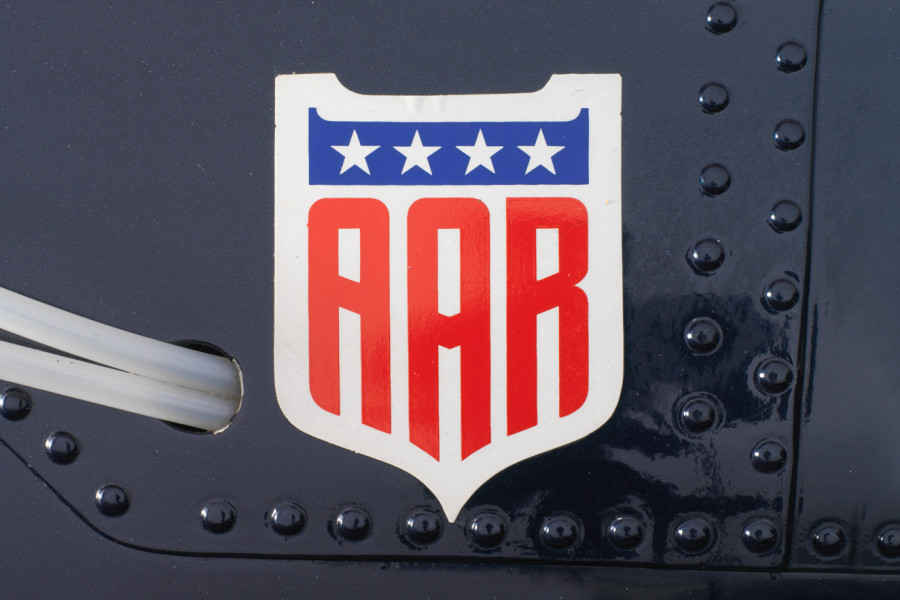 Logo All American Racers F1
