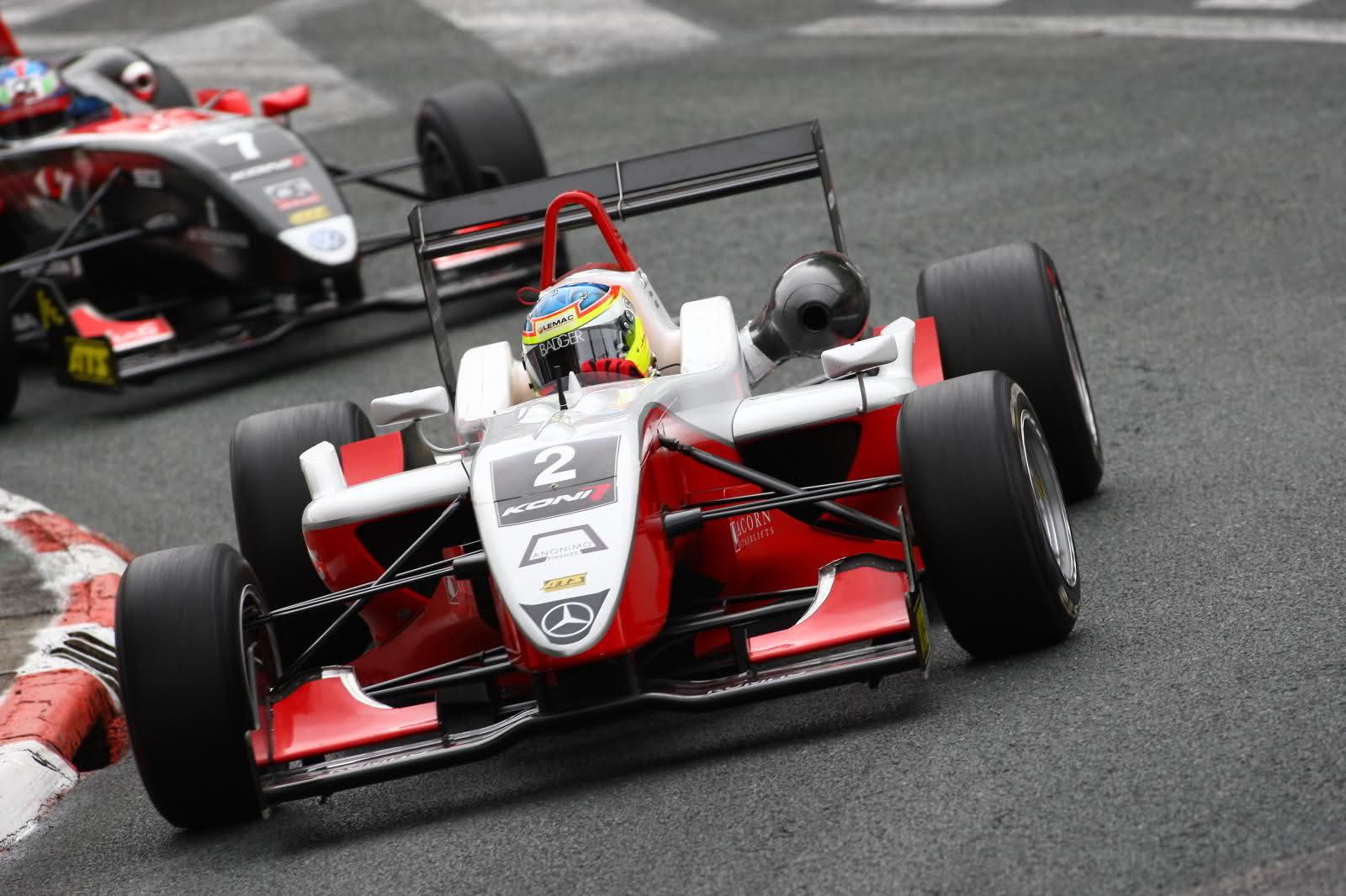 Dallara F306