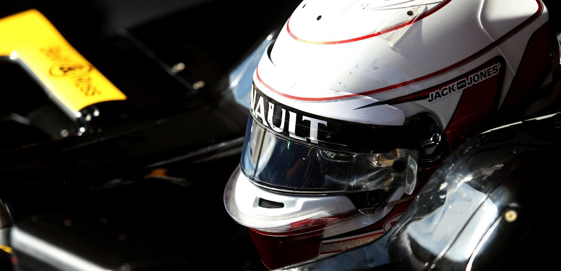 Kevin Magnussen Test Barcelona Día 4