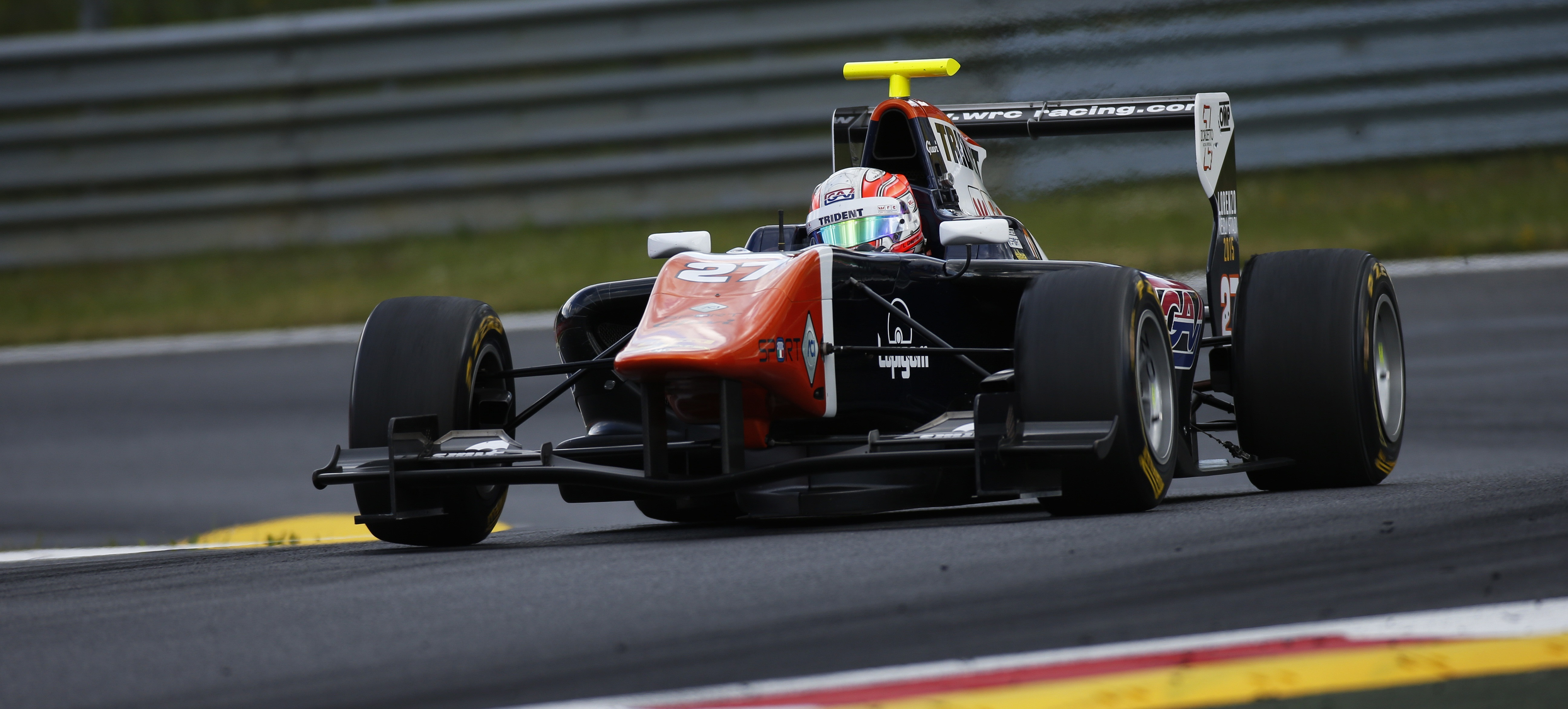 Luca Ghiotto Red Bull Ring 2015 GP3