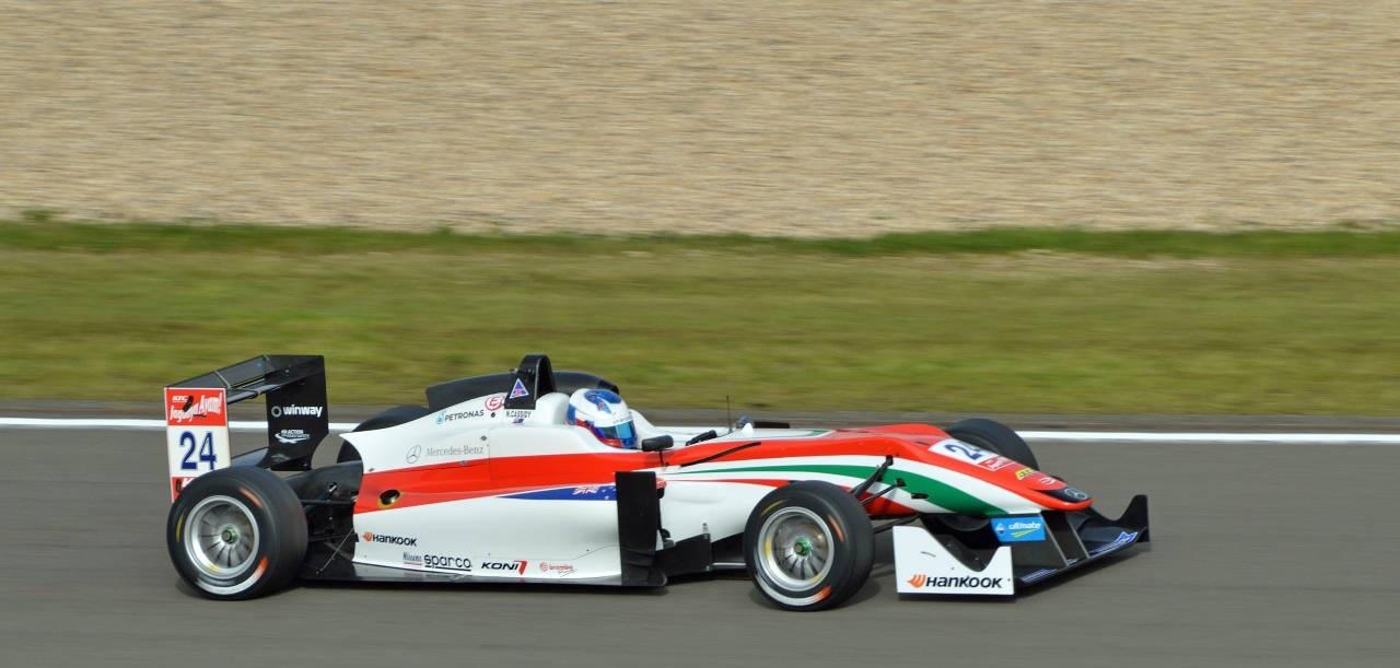 Nick Cassidy Prema 2015 F3