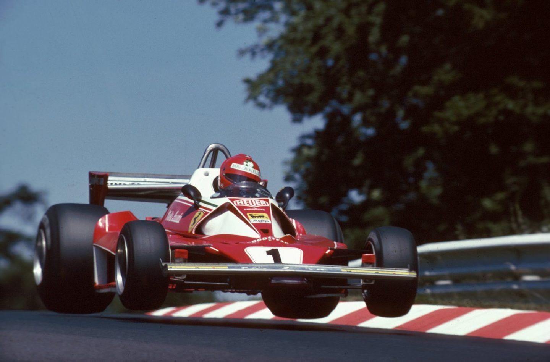 Niki Lauda GP Alemania 1976