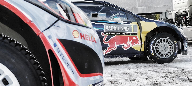 AUTOMOBILE: WRC Rally Sweden- WRC -12/02/2015
