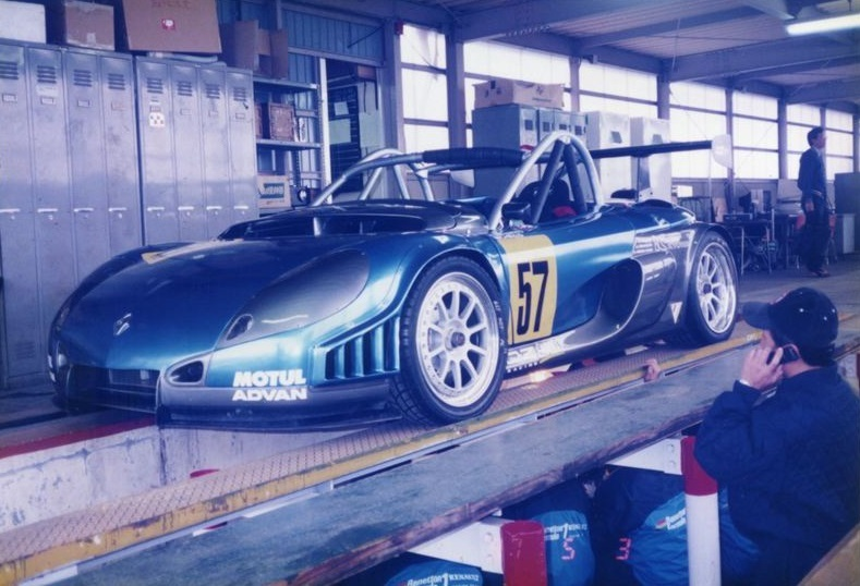 Renault Spider JGTC 1997