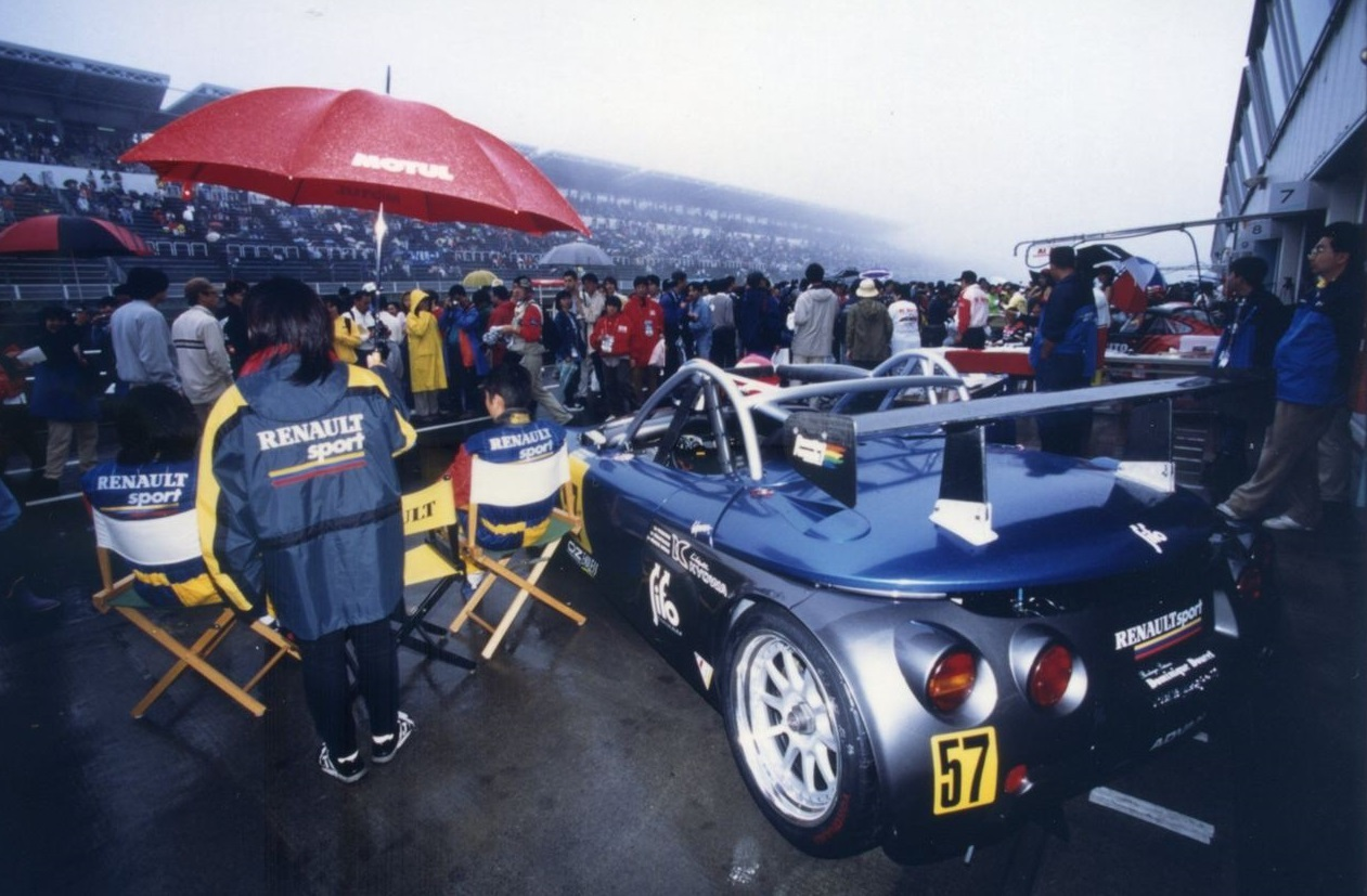Renault Spider JGTC 1997 Box