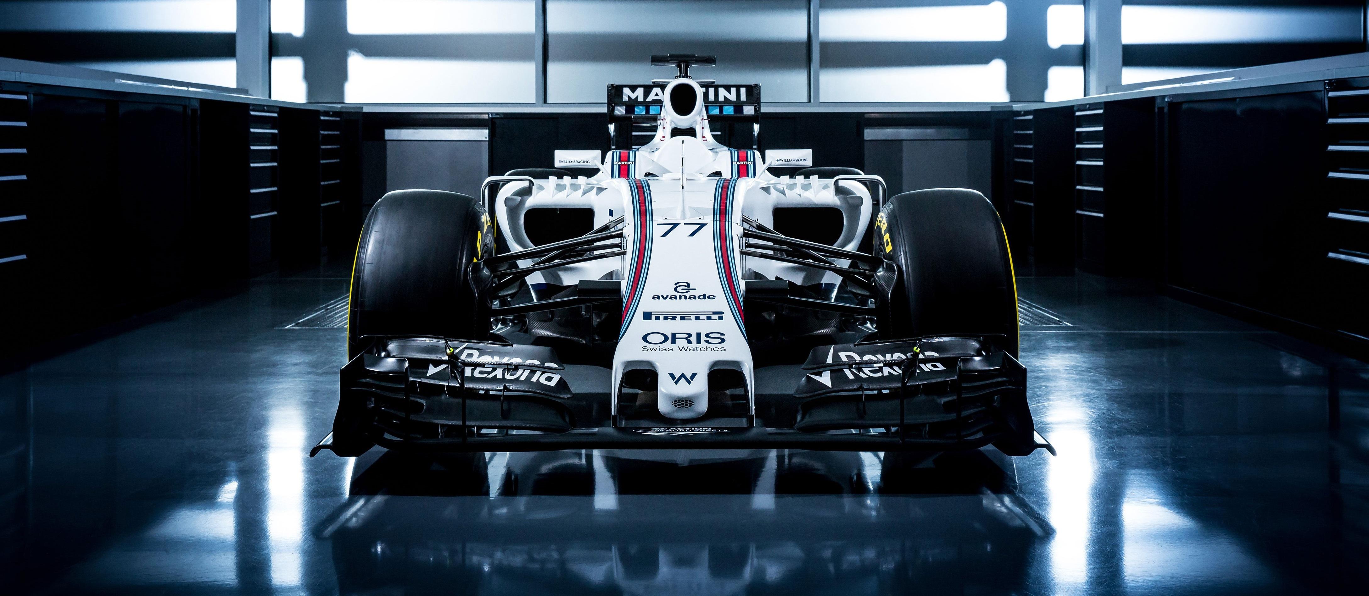 Williams FW38 Bottas