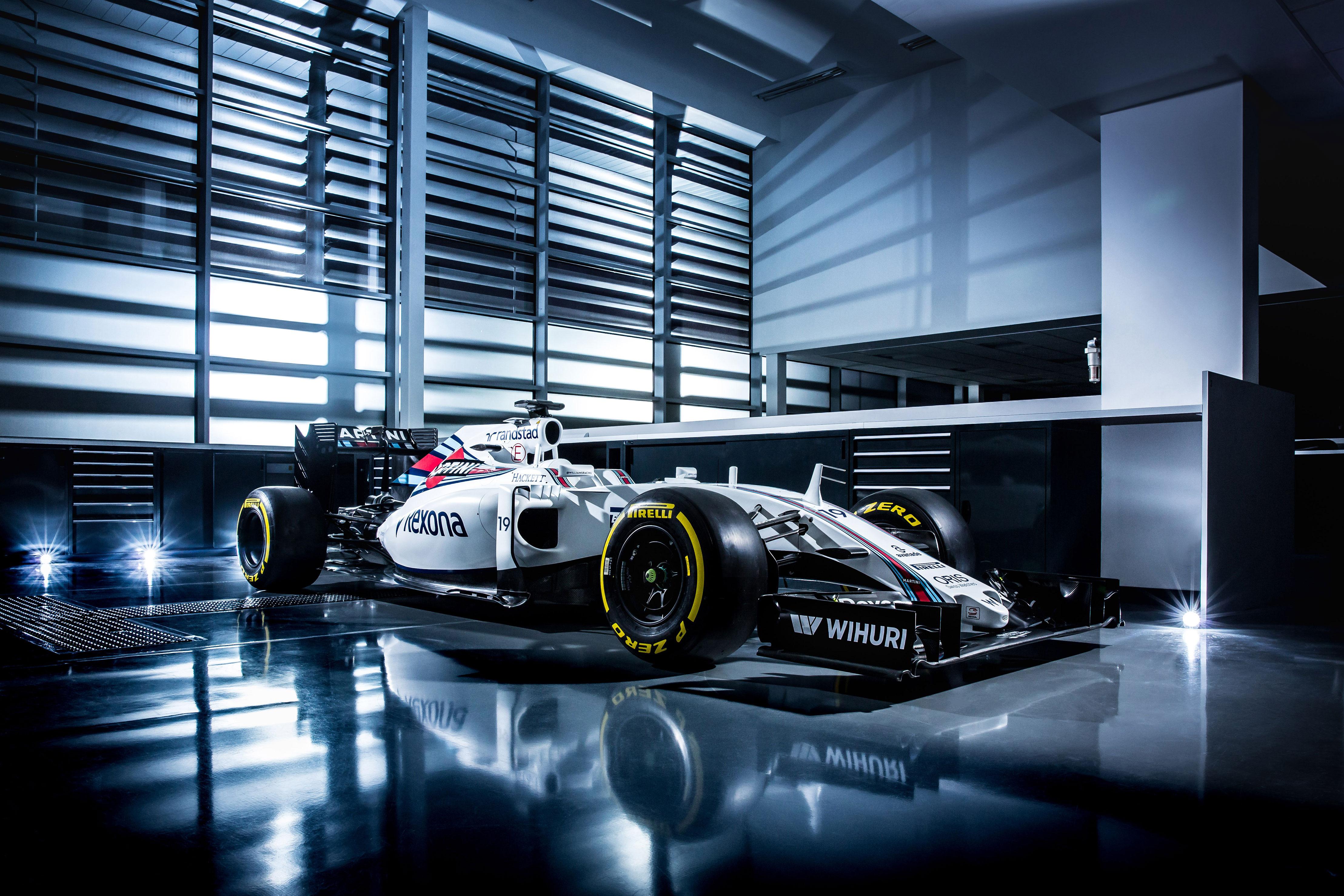Williams FW38 Massa