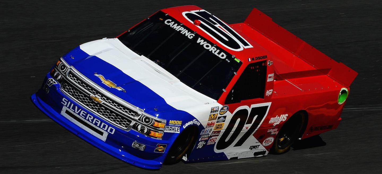 Michel Disdier Daytona 2014