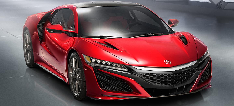 Acura NSX Competicion