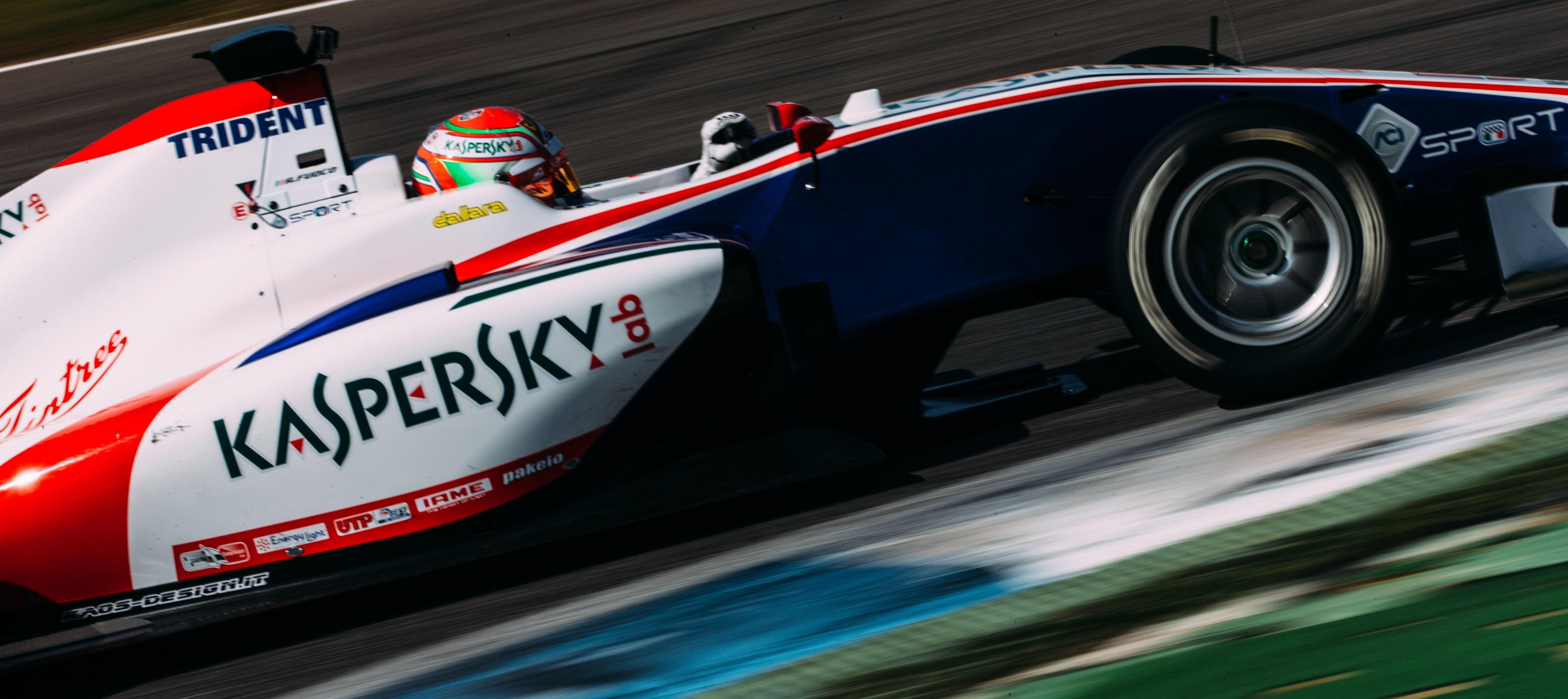 Antonio Fuoco Estoril 2016 GP3 Día 3