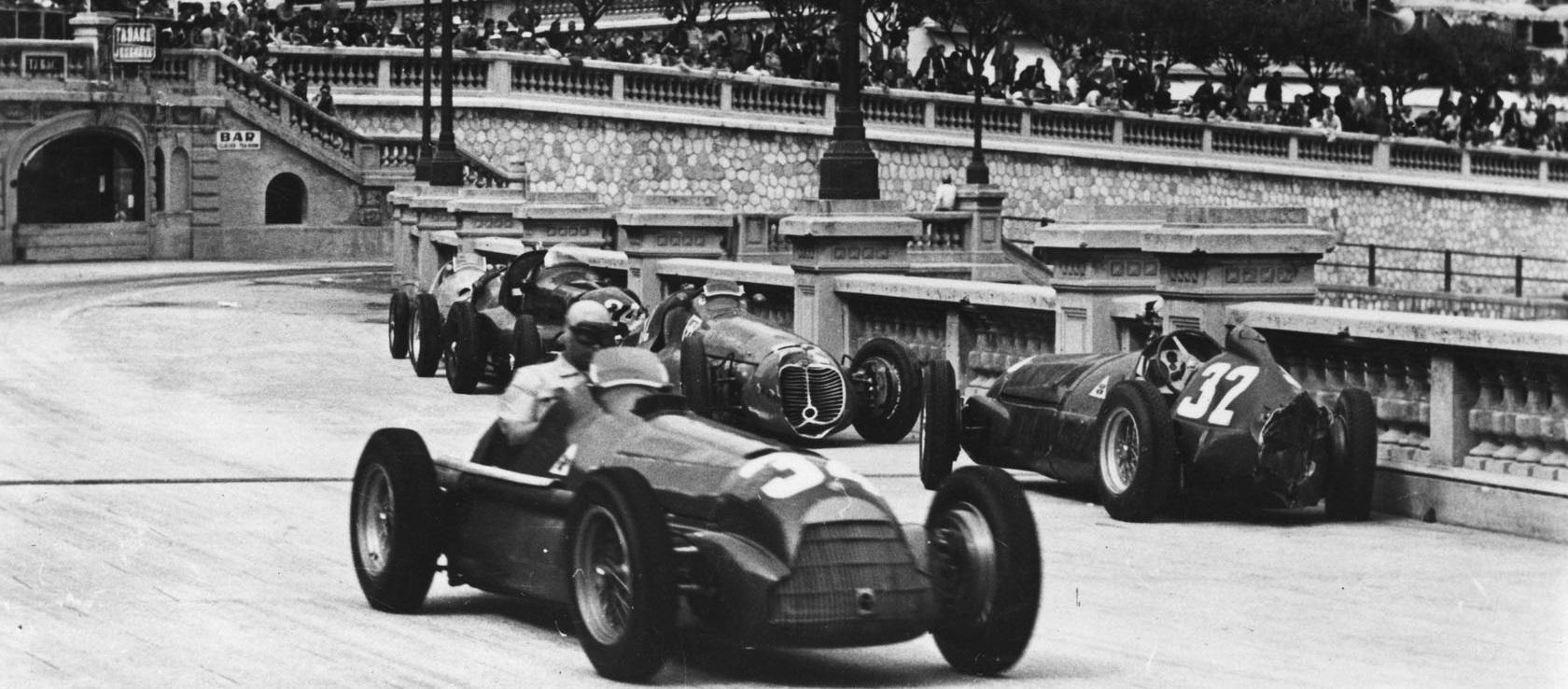 GP 1950, victoria de Juan Manuel Fangio