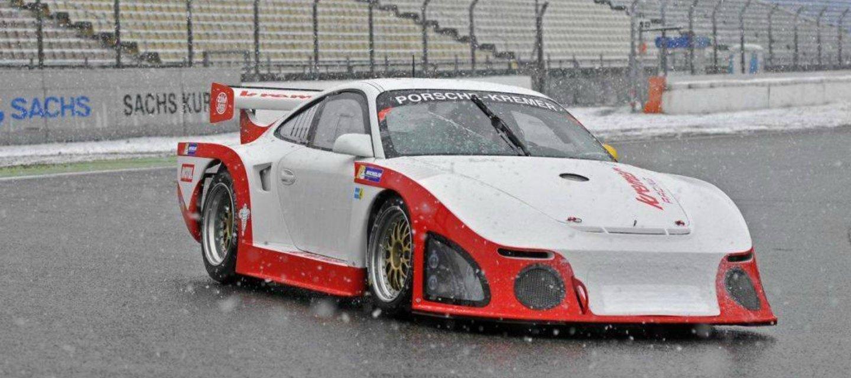 Porsche 935 K3 Kremer Racing portada