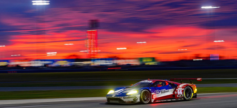Ford Daytona 2016 alineaciones