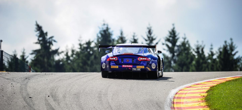 Jaguar GT3 Spa 2015