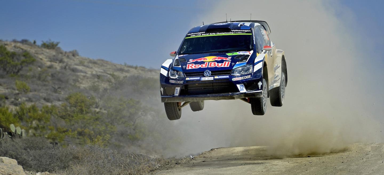 Latvala tarde viernes Rally México 2016