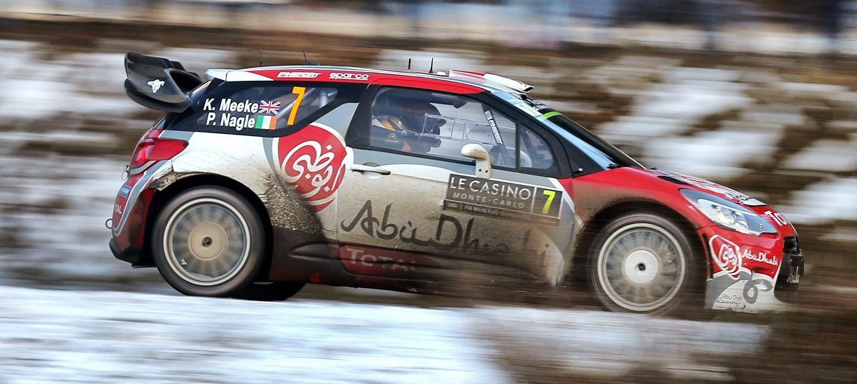 FIA WORLD RALLY CHAMPIONSHIP 2016 - WRC MONTE CARLO