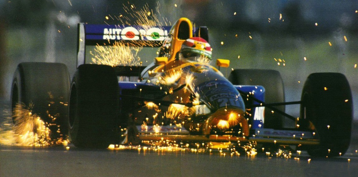 Benetton B191 Piquet