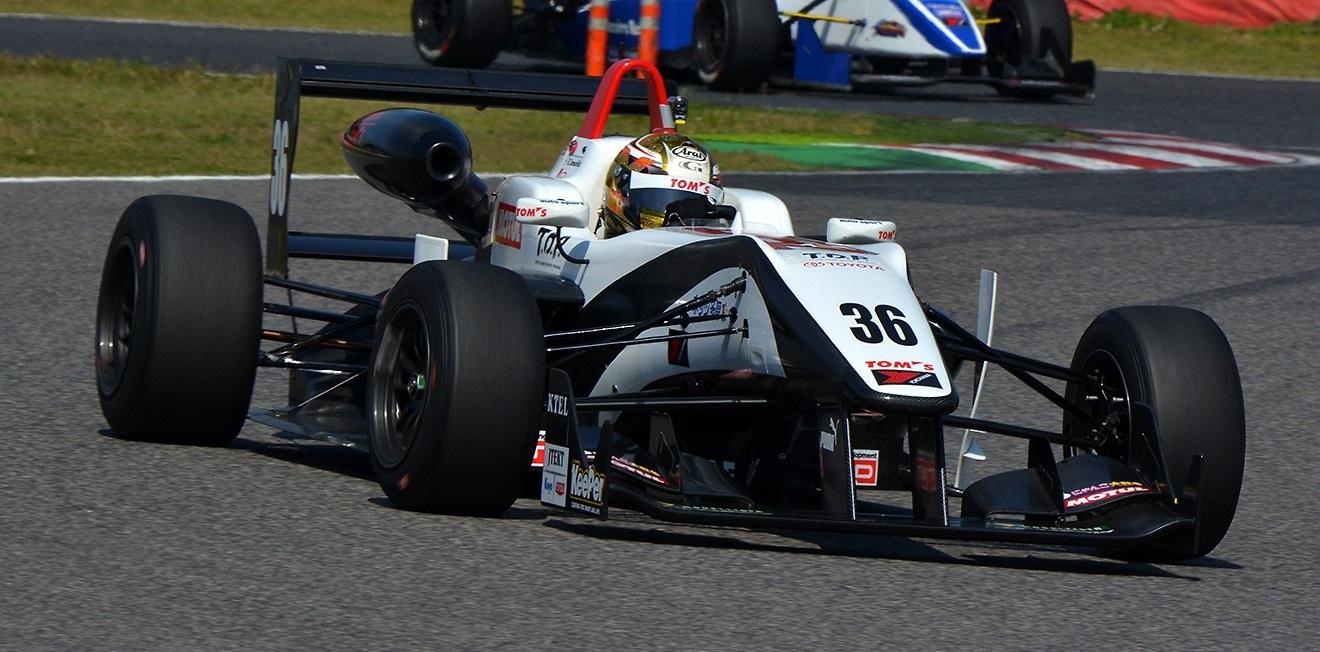 Kenta Yamashita F3 Test Suzuka 2016