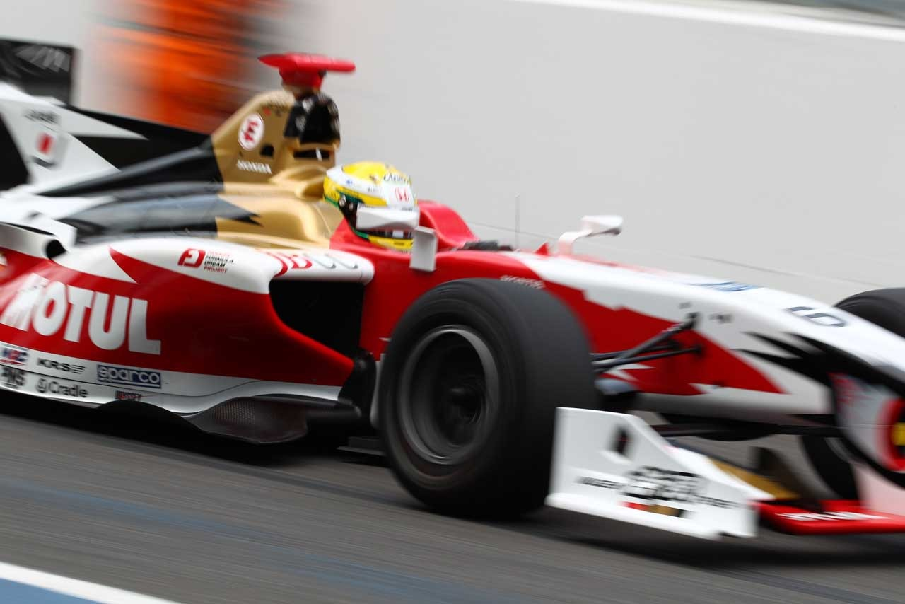 Naoki Yamamoto Super Fórmula 2016 Suzuka